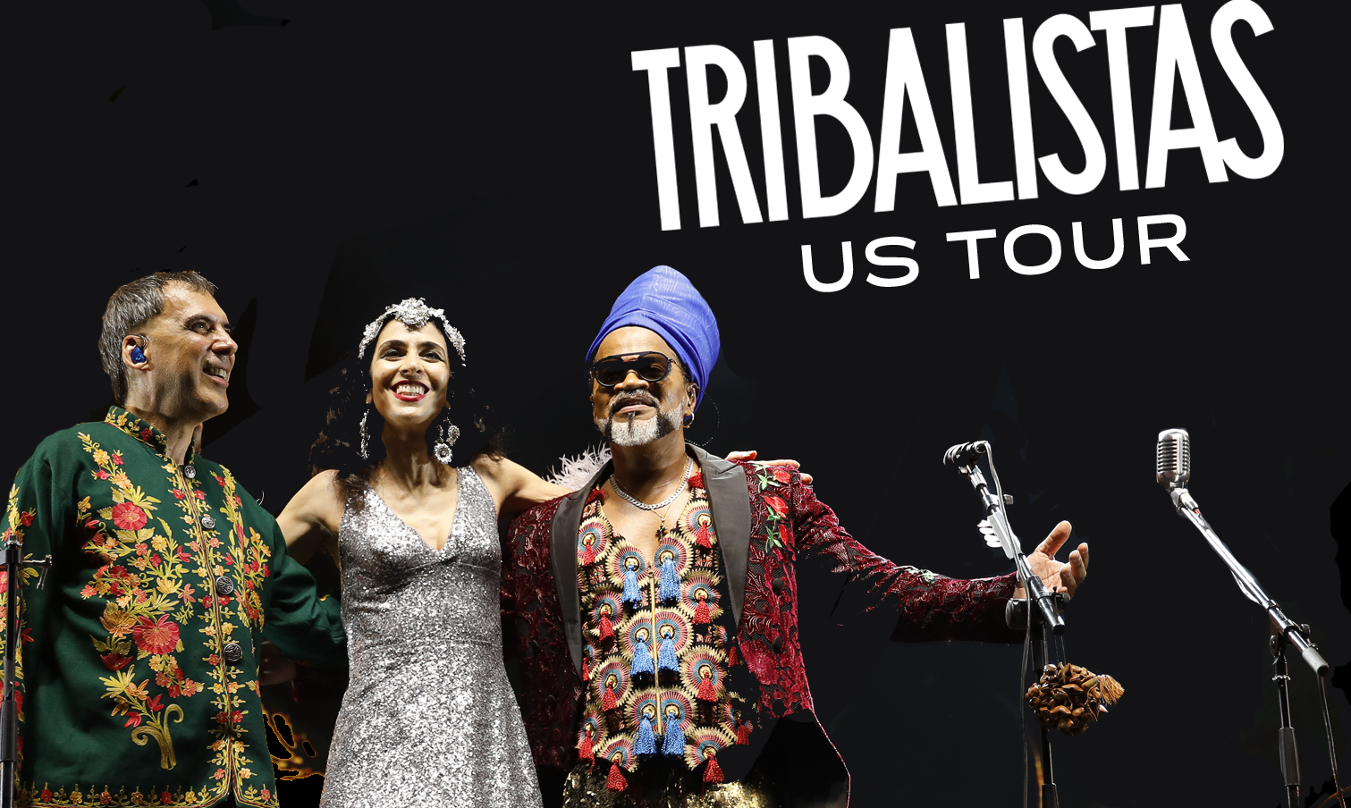 JUST ANNOUNCED: Tribalistas U.S. Tour
