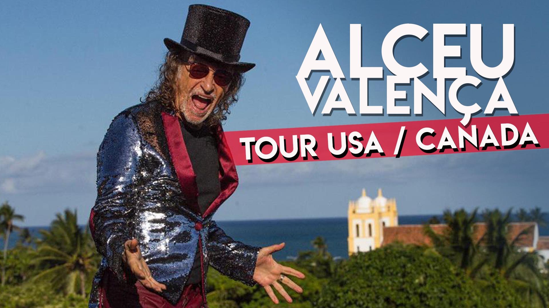 JUST ANNOUNCED: Alceu Valença U.S. and Canada Tour