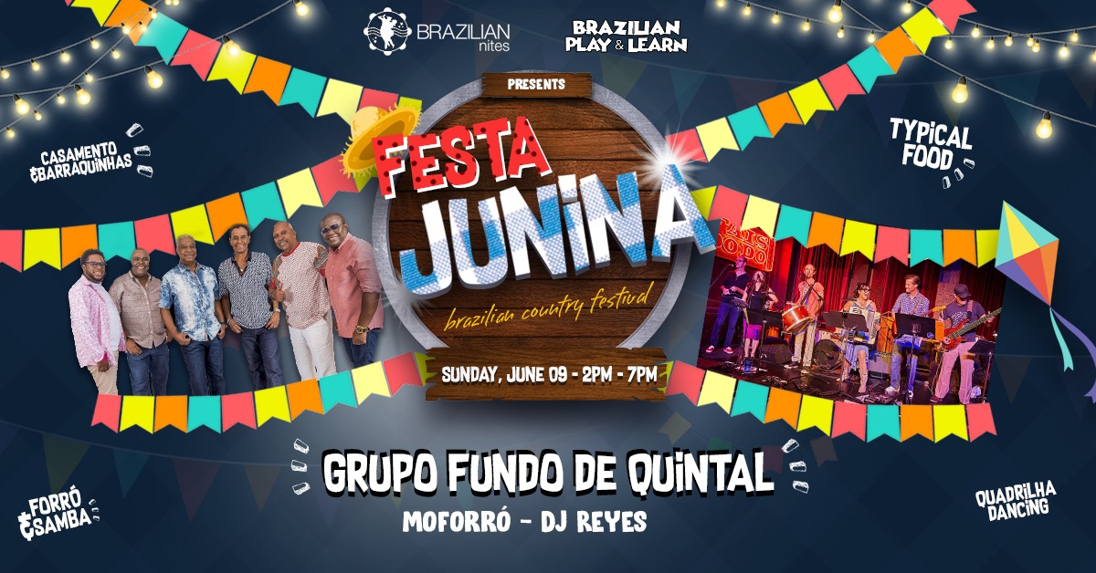 Festa Junina brings the best of Brazil's country festivals to Los Angeles area