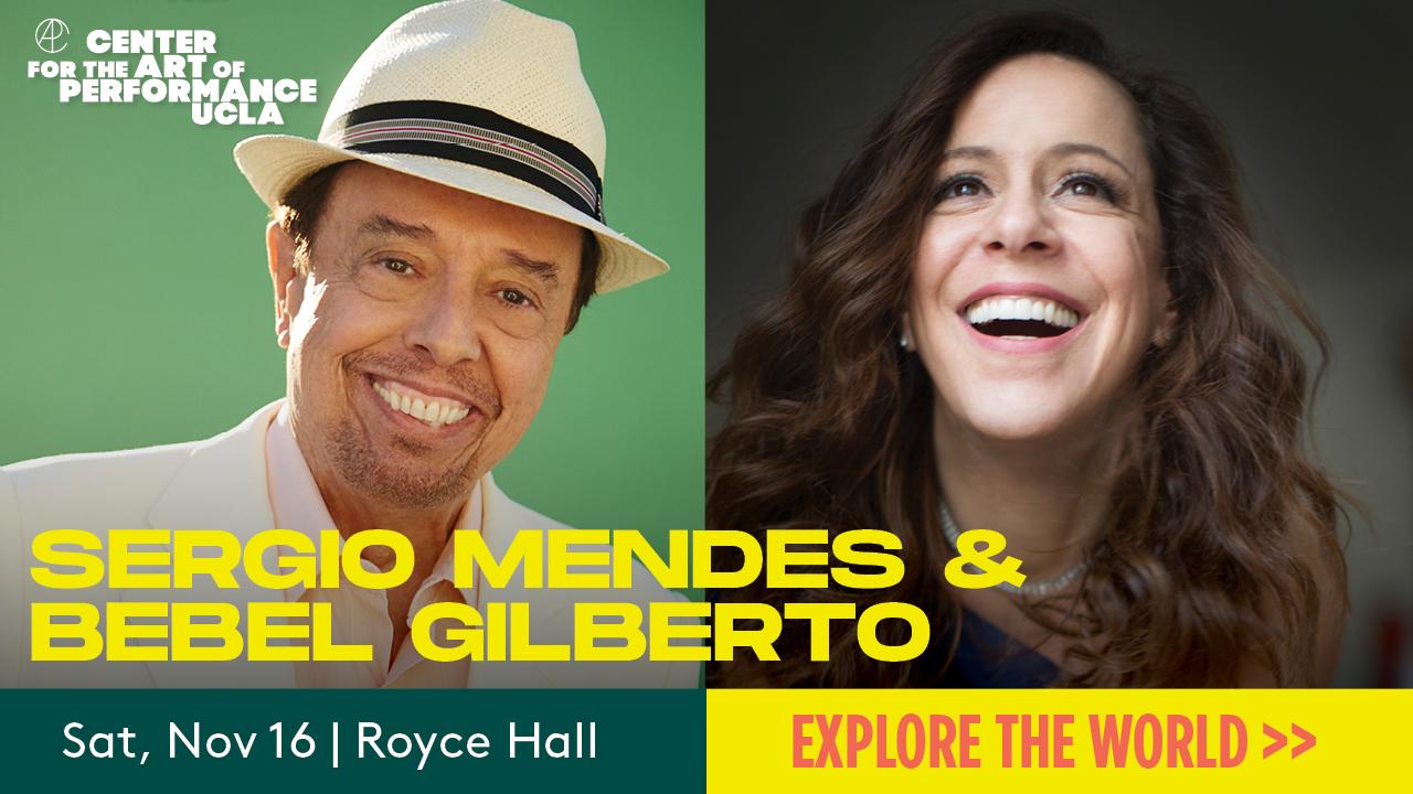 Sergio Mendes & Bebel Gilberto – The 60th Anniversary of Bossa Nova
