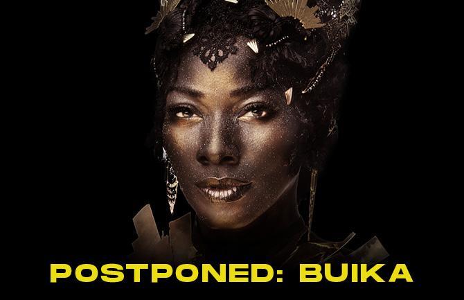 Buika: postponed