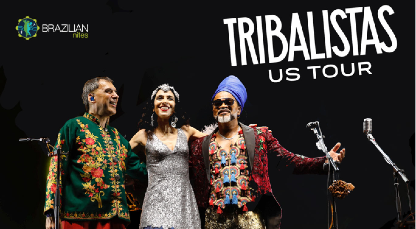 "Tribalistas honored with ""Best Tour of 2019"""