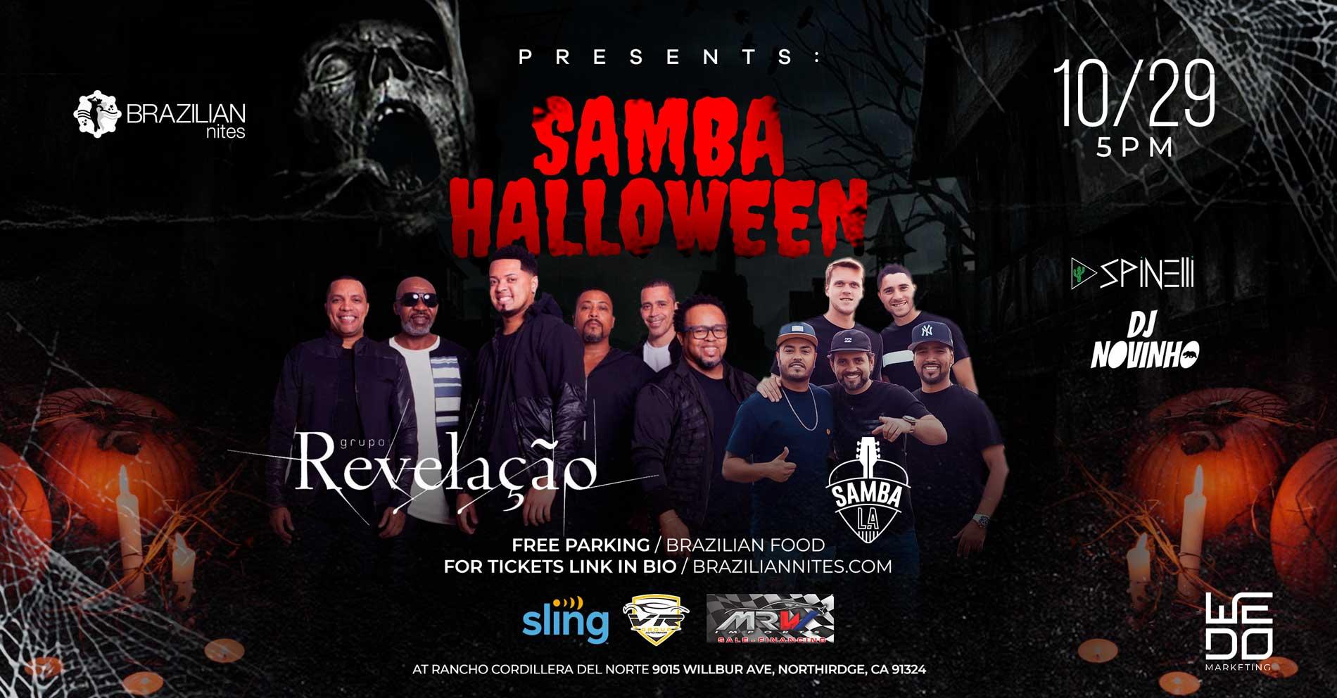 Samba Halloween